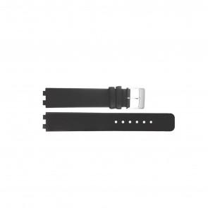 Danish Design klockarmband IV12Q523 / IV13Q523 Läder Svart 12mm