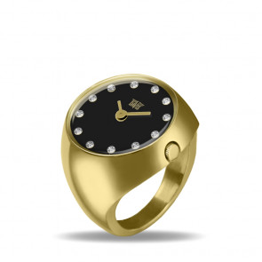 Fingerring klocka Davis 2015 - Storlek S