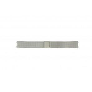 Davis klockarmband BB1770 / BB1771 Stål Silver 18mm