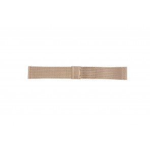 Davis klockarmband BB0813 Metall Rosévin 24mm