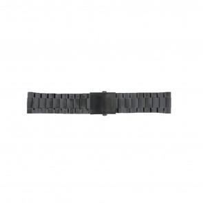 Diesel klockarmband DZ4318 / DZ4283 / DZ4316 / DZ4355 / DZ4309 Metall Svart 26mm