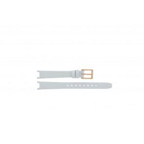 DKNY klockarmband NY8784 Läder Vitt 13mm