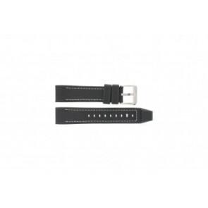 Festina klockarmband F16183 / 2 Läder Blå 22mm + default sömmar
