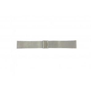 Davis klockarmband BB0810 Stål Silver 24mm
