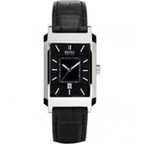 Klockarmband Hugo Boss HB-47-1-14-2143 / HB659302142 / 15122352 Läder Svart 22mm