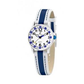 Klockarmband Calypso k5212-1 Läder Blå