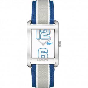 Klockarmband Lacoste 2000693 / LC-51-3-14-2261 Läder Blå 20mm