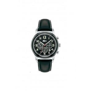 Klockarmband Lacoste 2010333 / LC-11-1-14-0032 Läder Svart 22mm