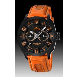 Klockarmband Lotus 15788-2 Läder Apelsin