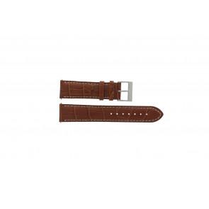 Nautica klockarmband A29507G / N22505G Läder Brun 22mm