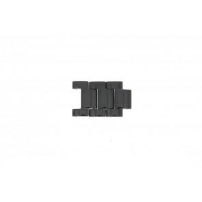 DKNY NY4983 Länkar Keramik Svart 20mm