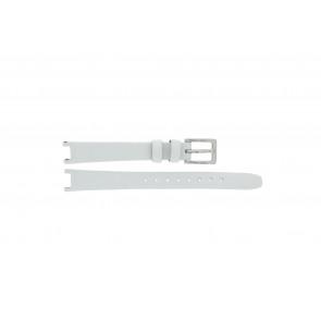 DKNY klockarmband NY8782 Läder Vitt 13mm
