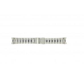 Klockarmband Olympic OL26HSS276 Stål Stål 22mm
