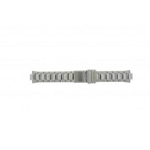 Pulsar klockarmband PUL103P1 / 5M42 0L30 / 71J6ZG Metall Ilverfärgad 10mm