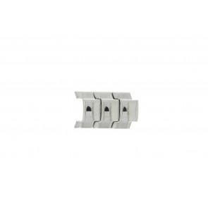 Fossil JR8142 Länkar Stål Silver 20mm