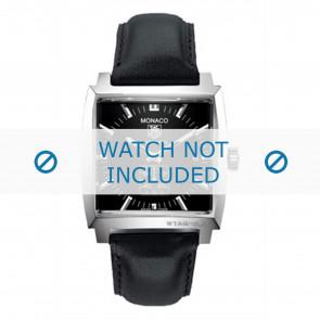 Klockarmband Tag Heuer FC6171 / B28814 (B28814) Läder Svart