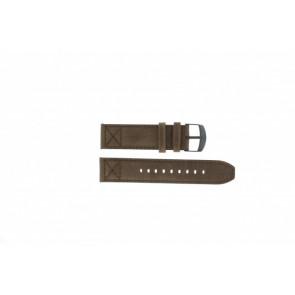 Timex klockarmband T49986 Läder Brun 22mm