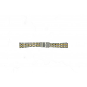 Morellato klockarmband U0220184 Stål Silver 18mm