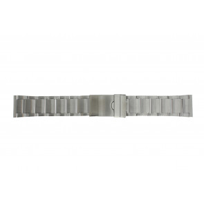 Klockarmband Universell YI20 Stål Stål 24mm