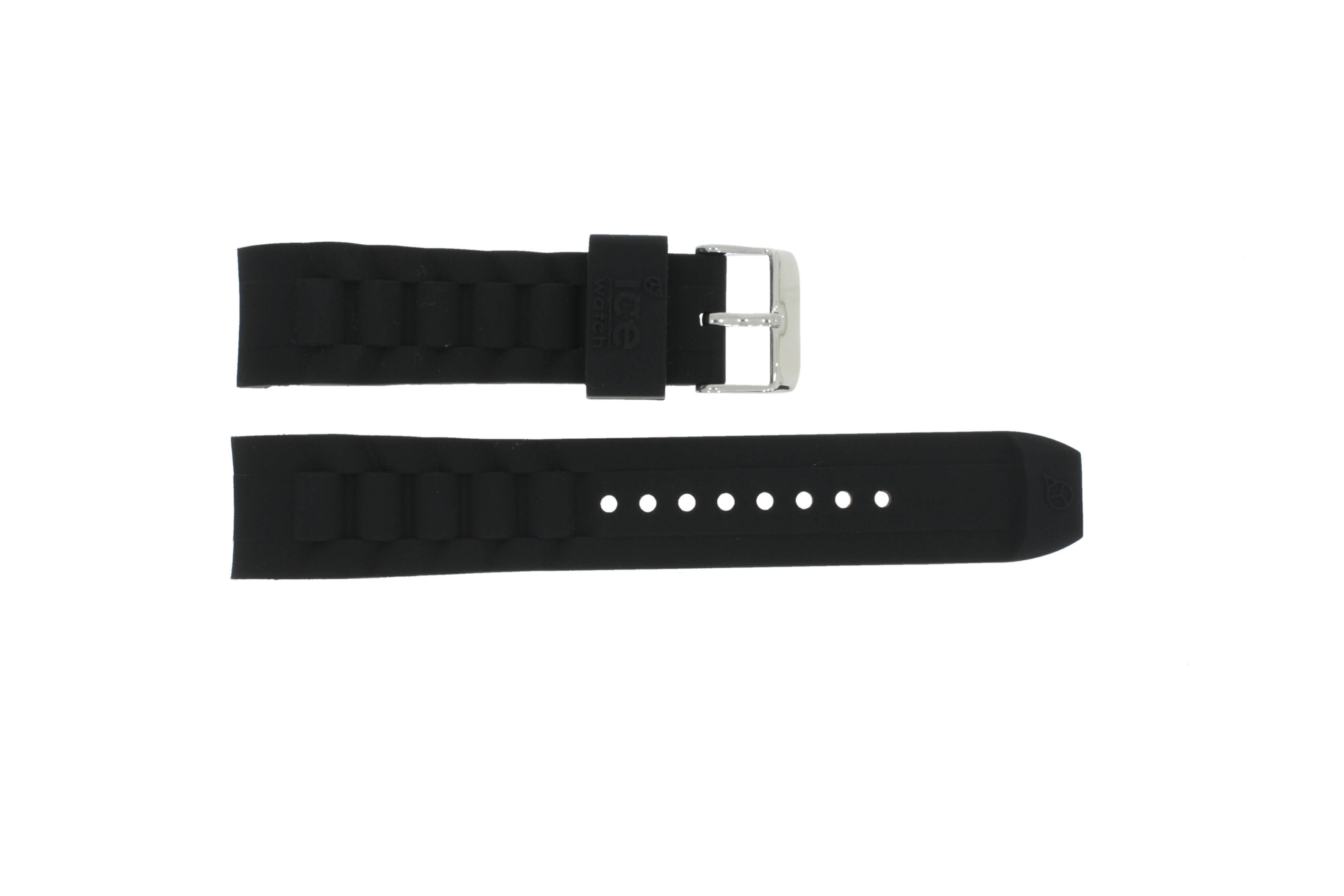 Klockarmband Ice Watch IBCHBBE8S11 Gummi Svart 22mm