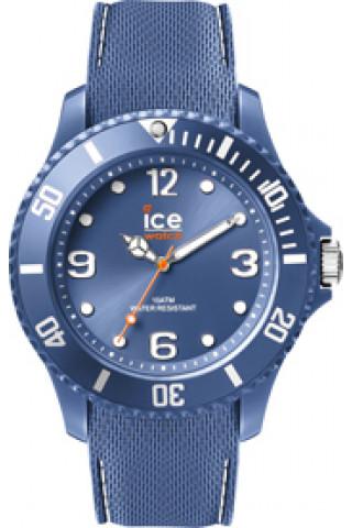 Klockarmband Ice Watch 013618 / IW013618 Nylon/perlon Blå 22mm