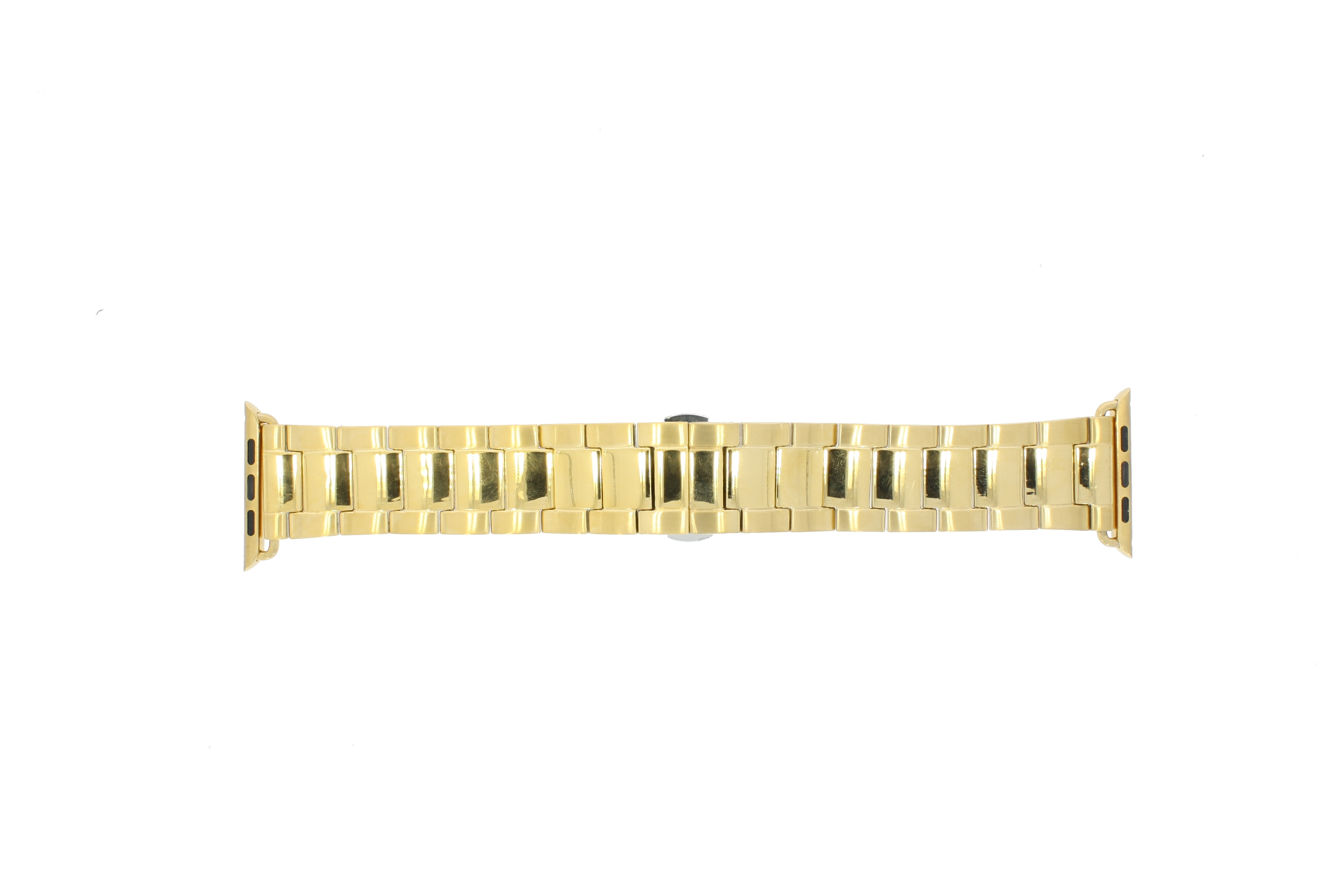 Apple (replacement model) klockarmband LS.AB.106 Stål Guld (Doublé) 42mm