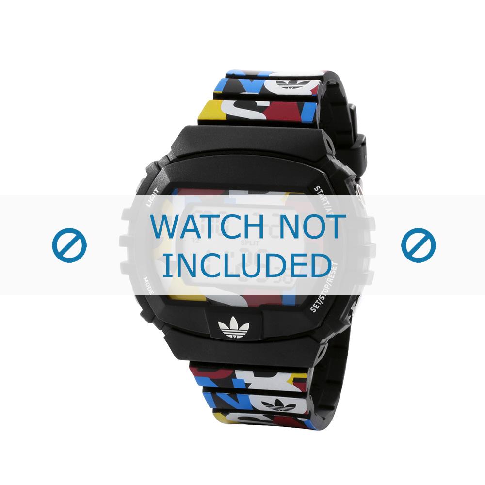Adidas klockarmband ADH6080 Plast Svart 26mm